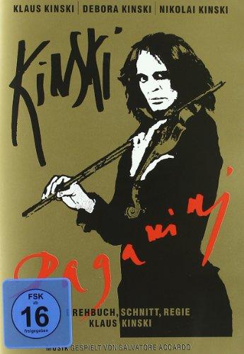 Klaus Kinski - Paganini [DVD] [2003]