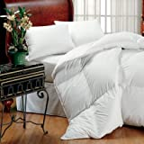 518sktw0gwL. SL160  Queen Size White Feathers & Down Comforter