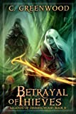 img - for Betrayal of Thieves: Legends of Dimmingwood, Book 2 book / textbook / text book