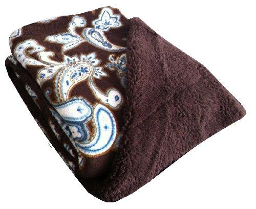Turquoise Fleece Blanket