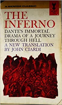 Dante alighieris the inferno a journey through hell