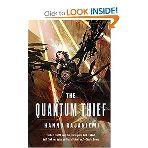 The Quantum Thief - Hunnu Rajaniemi