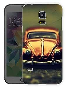 "Humor Gang Vintage Beetle Car Printed Designer Mobile Back Cover For ""Samsing Galaxy S5"" (3D, Matte, Premium Quality Snap On Case)"