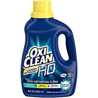 OxiClean HD Laundry Detergent, Sparkling Fresh, 60 Oz