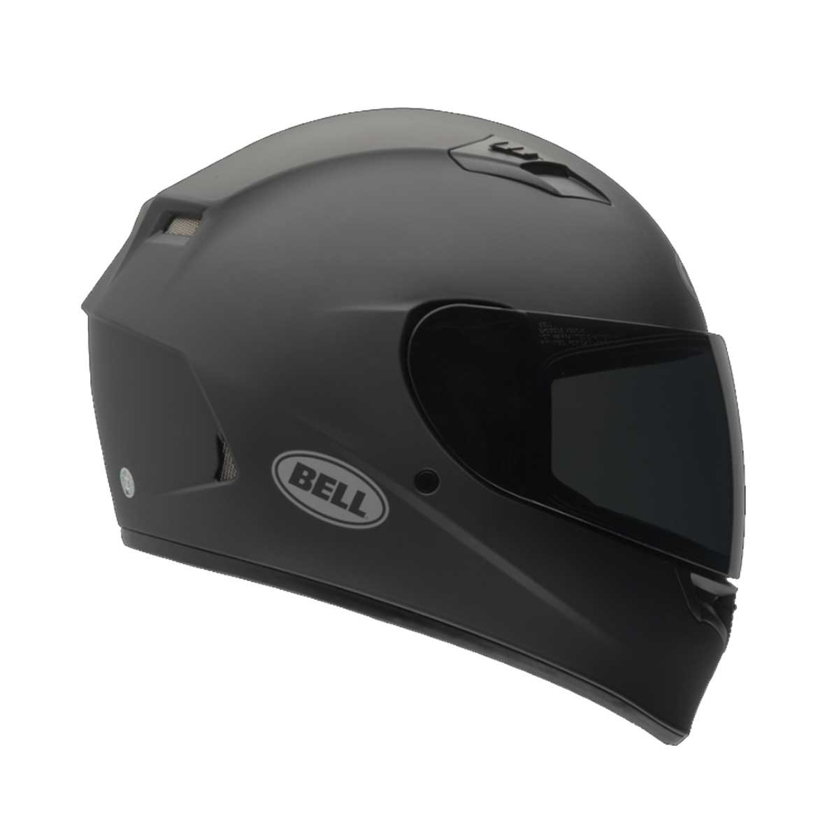 Bell Solid Adult Qualifier Street Bike Racing Motorcycle Helmet