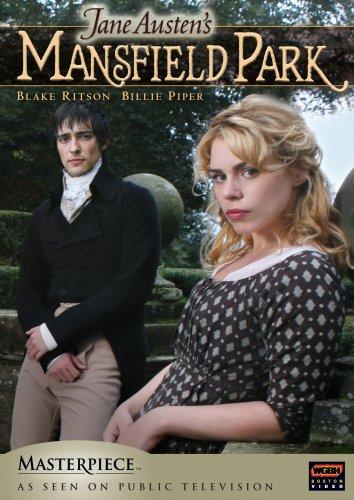 Risultati immagini per mansfield park film poster 2007