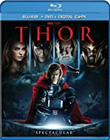 Thor Two-disc Blu-raydvd Combo Digital Copy by Paramount Pictures