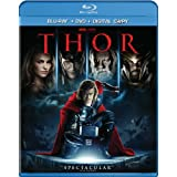 Thor (Two-Disc Blu-ray/DVD Combo + Digital Copy) ~ Chris Hemsworth