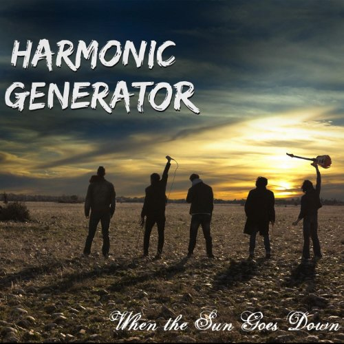 Harmonic Generator - When the Sun Goes Down