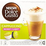 Nescafé Dolce Gusto Skinny Cappuccino 16 Capsules (Pack of 3, Total 48 Capsules, 24 servings)