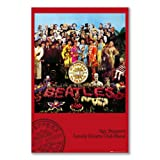 Poster art print: THE BEATLES SGT PEPPER LONELY HEARTS CLUB BAND (A1 maxi - 61x91.5cm / 24x36in, semi-gloss satin paper)