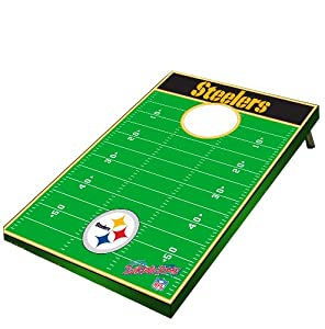 Wild Sales Pittsburgh Steelers Tailgate Toss Bean Corn Hole Bag Game