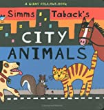 Simms Taback's city animals 書封