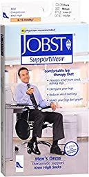 Jobst for Men Dress Sock 8-15mmHg