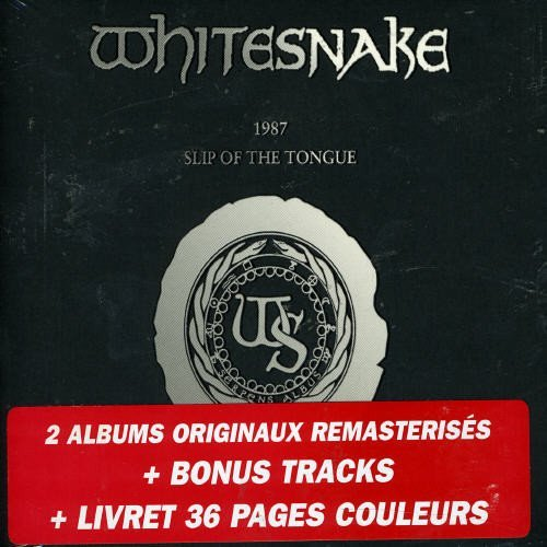 1987, Slip of the Tongue (The Back to Black Collection) by Whitesnake