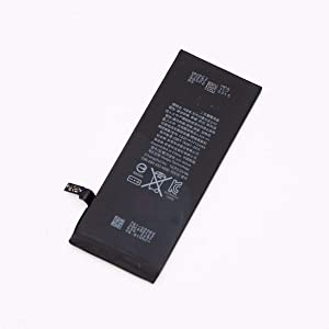MPBATT Extended Capacity Battery Replacement Kit for iPhone 6S A1633, A1688 & A1700-2200 mAh, 3.82V, 6.55 WHR [2 Year Warranty(2200 mAh Extended Capacity)