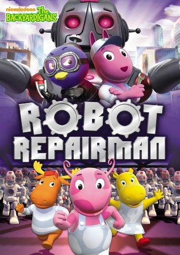 The Backyardigans: Robot Repairman (Backyardigans Robot Rampage compare prices)