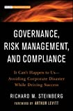 Governance, Risk Management, and Compliance: It Can