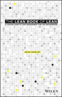 The Lean Book of Lean: A Concise Guide to Lean Management for Life and Business Front Cover