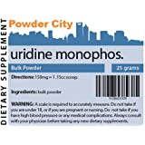 Uridine Monophosphate Powder (25 Grams)