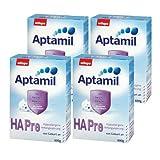 Amazon.co.jp[4箱セット]Aptamil(アプタミル) 粉ミルク ハ(HA) プレ(Pre) 550 g (0ヶ月〜6ヶ月)(並行輸入品)/配送後4~6日でお届け