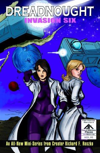 Dreadnought: Invasion Six Part 4 PDF