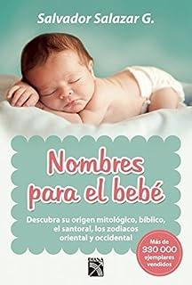 Book Cover: Nombres para el bebé