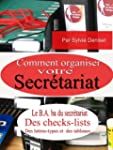 COMMENT ORGANISER SON SECRETARIAT