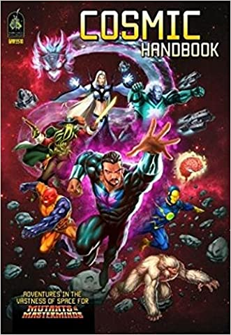 Mutants Masterminds Cosmic Handbook