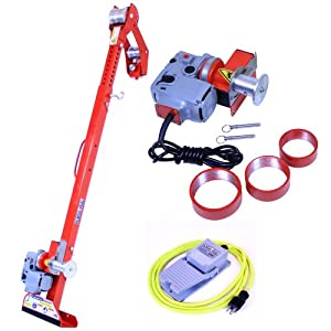 Porta-Pull Cable Tugger Duo-Pro 3K: Winches: Amazon.com: Industrial
