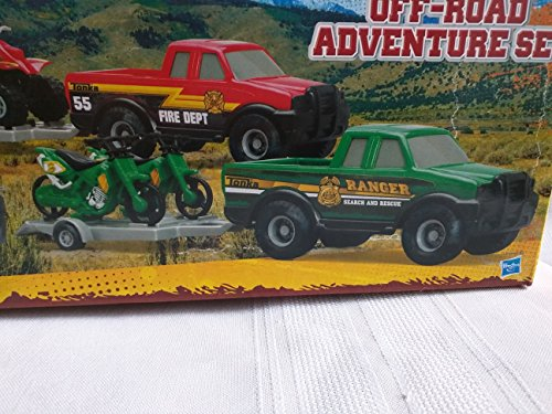 tonka offroad adventure ranger search and rescue set toys