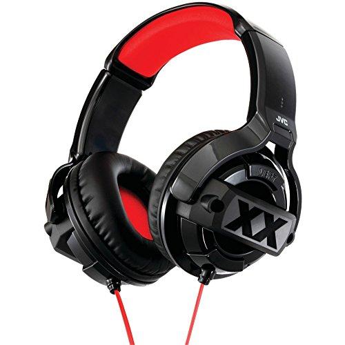 Jvc Ham55X Xtreme Xplosives Around-Ear Headphones (Black)