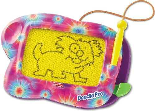 Toys_And_Games - Fisher Price - Doodle Pro Expressions: Tie Dye