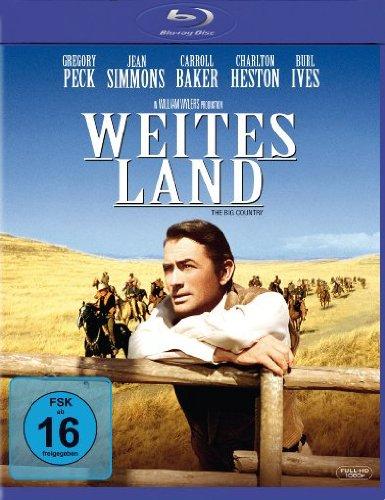 Weites Land [Blu-ray]