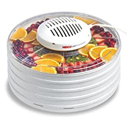 Nesco American Harvest FD-37 400 Watt Food Dehydrator by Nesco American Harvest