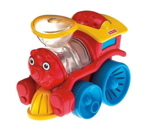 Fisher-Price Brilliant Basics Poppity Pop Train