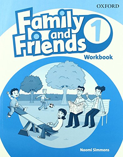 Family & Friends 1: Workbook (Family & Friends First Edition)