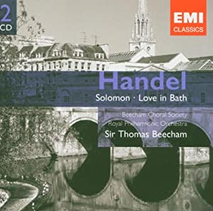 Solomon / Love in Bath