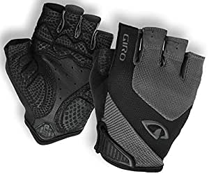 Giro Monaco Mitts - Charcoal/Black, Medium