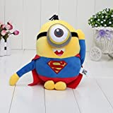 Despicable Me The Avengers Superman Minion Plush Soft Toy Stuffed Animal Gift Figure 8inch