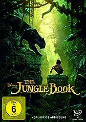 The Jungle Book -  DVD