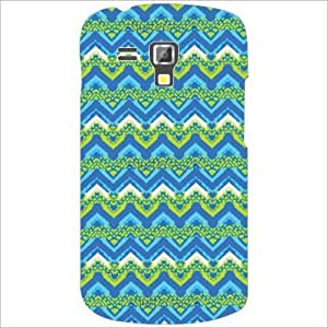Design Worlds - Samsung Galaxy S Duos 7582 Designer Back Cover Case - Multi...