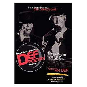Def Poetry - Season 1 movie