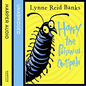 Harry the Poisonous Centipede Audiobook
