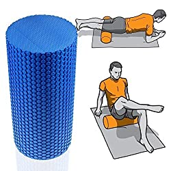 KOBO Massage Roller / Yoga Roller / Body Balance Trainer (Imported) For Cardio and Aerobics