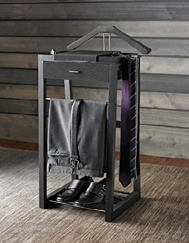 Standing Valet Stand Kenneth Cole Home Office Suit Organizer (Standing Valet compare prices)