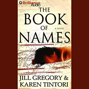 The Book of Names Audiobook