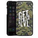 Apple iPhone 6 Hülle Schutz Hard Case Cover Montanablack Fanartikel Merchandise Get On My Level...