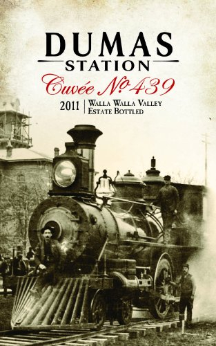 2011 Dumas Station Walla Walla Valley Cuvee No. 439 750 Ml