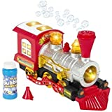 Blowing Train Car Battery Operated : Kids Toy Blowing Bubble Train Car Music, Lights And Bumpn Go Battery Operated...